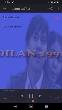 Ost Dilan 1991 Offline (Dilan 2) screenshot 3