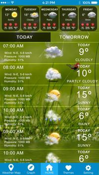 Weather Forecast screenshot 22