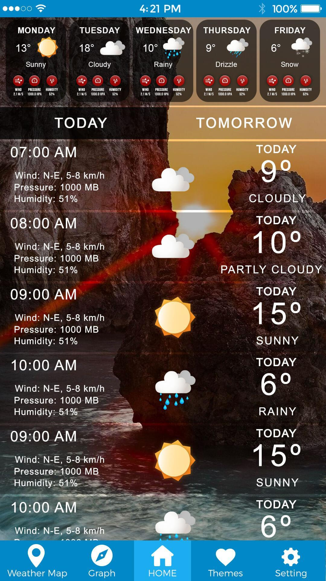 Weather Forecast Pro for Android - APK Download
