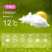 Weather Live Pro icon