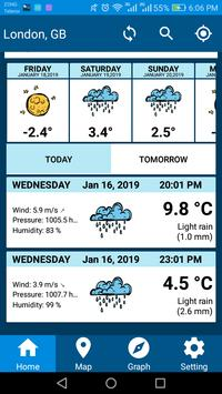 Weather Report 2019 Free Weather Forecast App screenshot 4