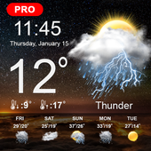 Weather Tomorrow Weather Channel Todays Weather icon