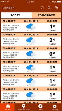 Weather Tomorrow Weather Channel Todays Weather screenshot 3