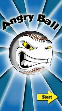 Angry Ball poster
