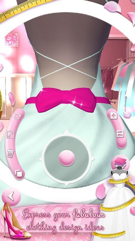 juegos de diseñar vestidos de novia y zapatos for android - apk download