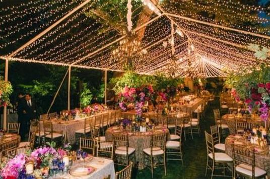 Wedding Decoration Design Ideas screenshot 2