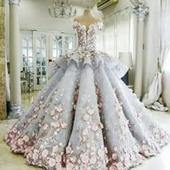 Wedding Dress Model icon