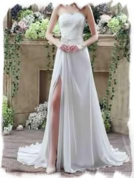 Wedding Dress For Summer screenshot 3