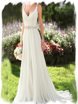 Wedding Dress For Summer poster