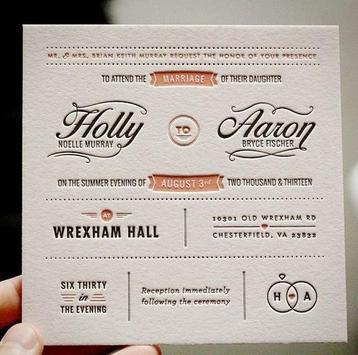 Wedding Invitation screenshot 3