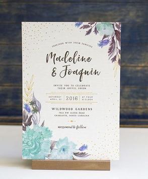 Wedding Invitation screenshot 1