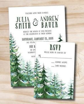 Wedding Invitation screenshot 2