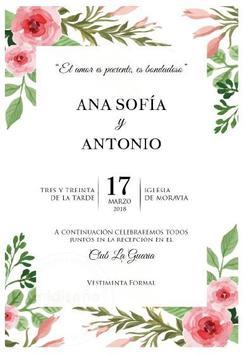 Wedding Invitation screenshot 7