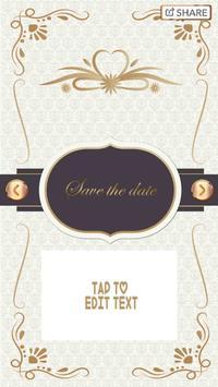 Wedding Invitation Card Maker App screenshot 4