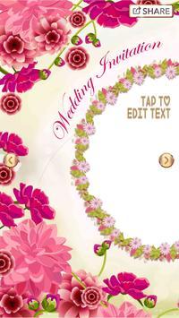 Wedding Invitation Card Maker App screenshot 5