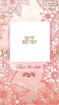 Wedding Invitation Card Maker App screenshot 7