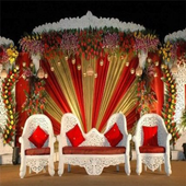 Wedding Stage Decoration icon