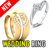 New! Design of Wedding Ring icon