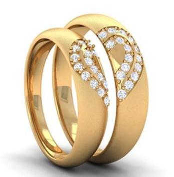 New! Design of Wedding Ring poster
