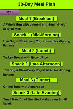 30 Days Weight Loss Meal Plan for Android - APK Download