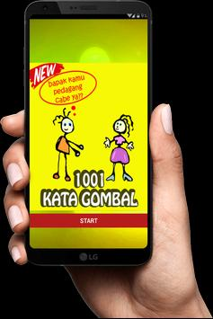 1001 Kata Gombal screenshot 2