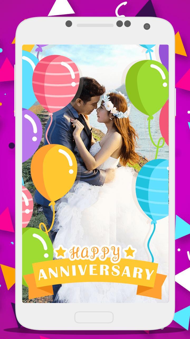 Kartu Ucapan Selamat Ulang Tahun Pernikahan For Android