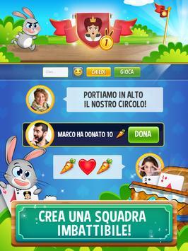 17 Schermata Burraco Italiano: la sfida - Burraco Online Gratis