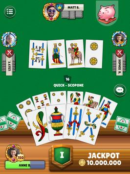 Scopa screenshot 8