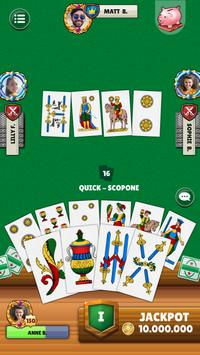 Scopa screenshot 3