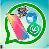 Whats Clon + Cleaner + Statu icon