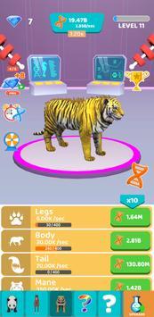 Idle Animal Evolution скриншот 4