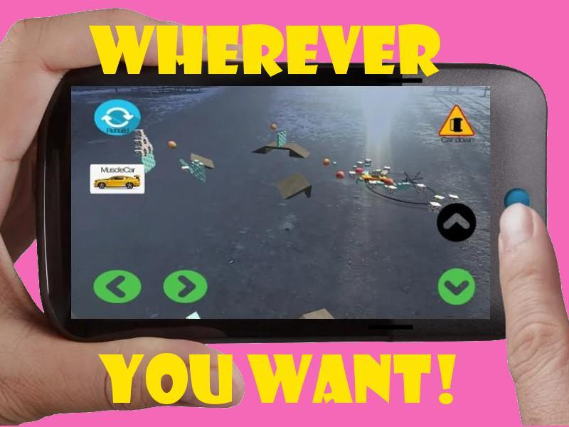 Mainan Mobil Remote Control Augmented Reality For Android Apk Download