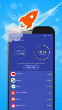 WiFi, 5G, 4G, 3G Speed Test -Speed Check - Cleaner imagem de tela 2