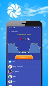 WiFi, 5G, 4G, 3G Speed Test -Speed Check - Cleaner imagem de tela 4
