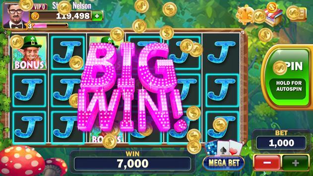 FREE OFFLINE Vegas Slots: Casino's Chicken Dinner screenshot 3