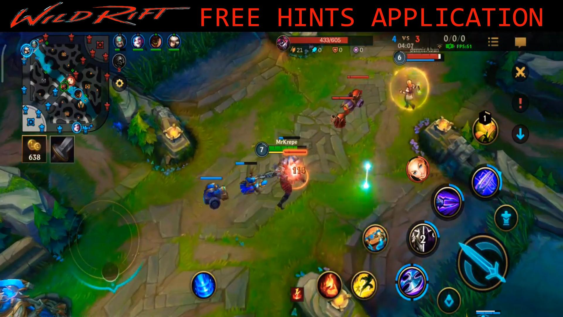 League Wild Rift Hints For Android Apk Download