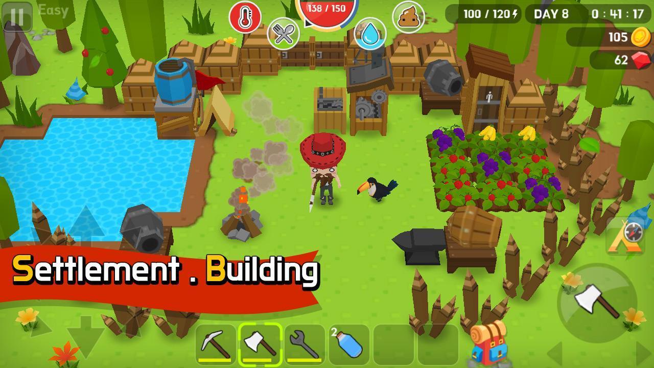 Hasil gambar untuk gambar game android mine survival