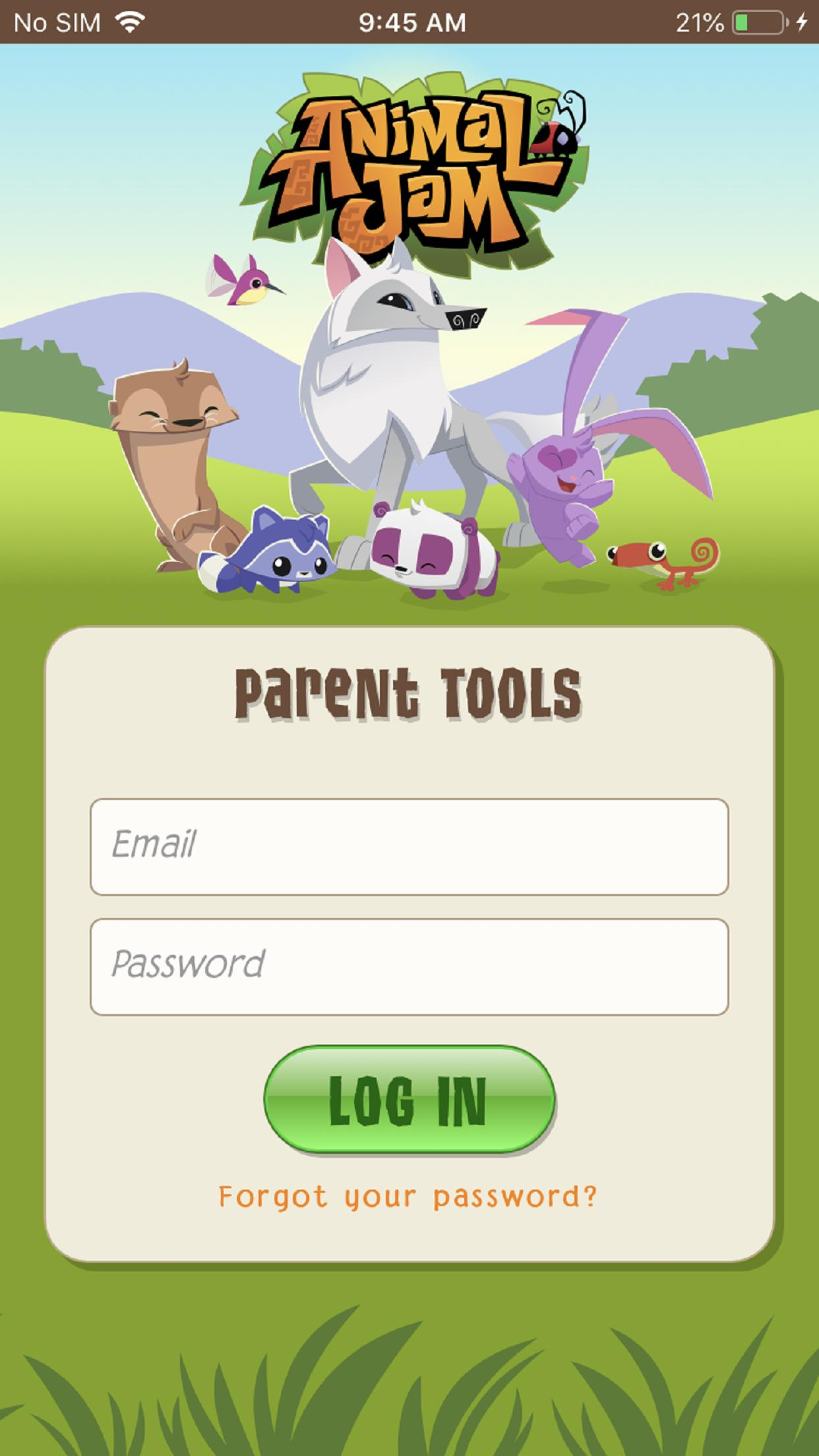 Animal Jam Parent Tools for Android - APK Download