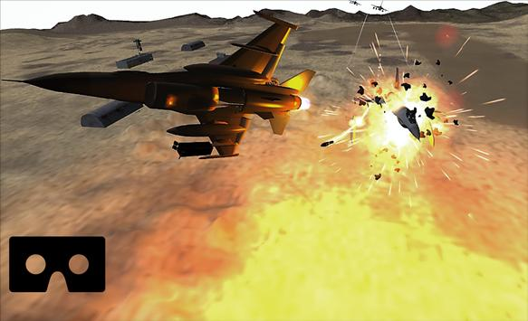 Modern Aircraft Strike VR screenshot 1