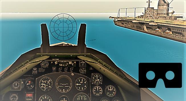 Modern Aircraft Strike VR screenshot 2
