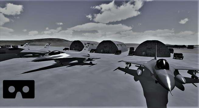 Modern Aircraft Strike VR screenshot 4