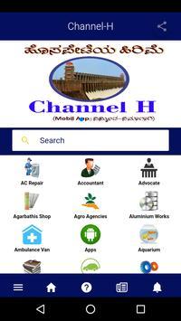 ChannelH poster