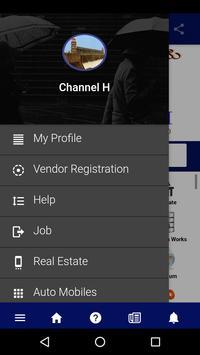 ChannelH screenshot 1