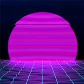 Virtual Neon Void icon
