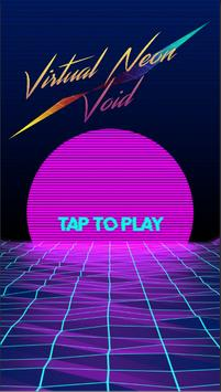 Virtual Neon Void poster