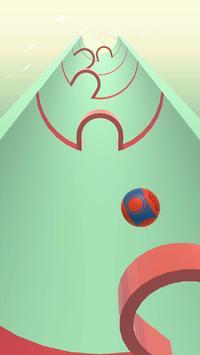 Rusher.io – fun ball running games screenshot 3