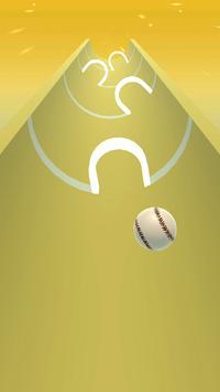Rusher.io – fun ball running games screenshot 1