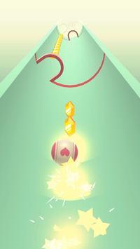 Rusher.io – fun ball running games screenshot 2