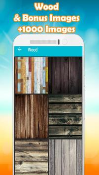 Wood Wallpaper poster