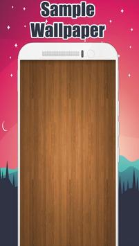 Wood Wallpaper screenshot 3